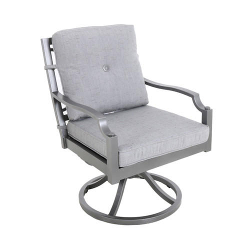 Aragon Dining Swivel Chair