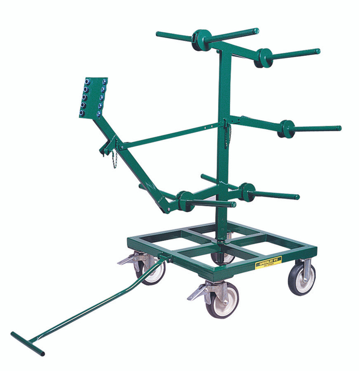 Wire Dispensers (36 1/4 in.): 910 , Greenlee