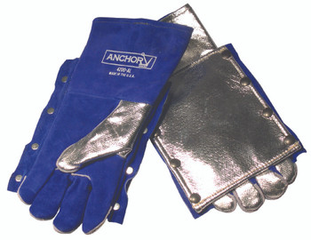 Anchor Cowhide Welding Gloves (Large): 4200AL