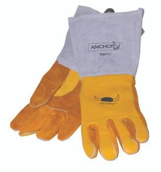 Anchor Cowhide Premium Welding Gloves (Large): 850GC