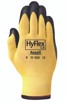 Ansell HyFlex CR Gloves: 11-500-10