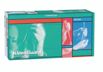 KleenGuard G10 Powder-Free Latex Gloves (Medium): 57172