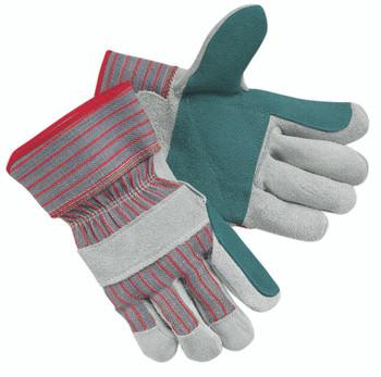 Memphis Industrial Standard Shoulder Split Gloves: 1211J