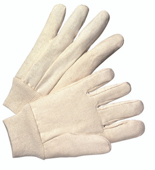 Anchor 1000 Series Canvas Gloves (White): 1110
