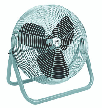 Industrial Floor Fans (12 in.): F-12-TE