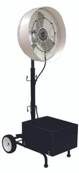 Portable Misting System Mounts: HPM-PCT