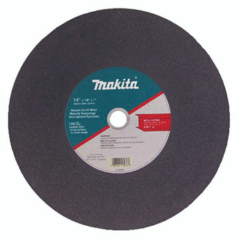 Abrasive Cut-Off Wheels (14 in.): A-93859-5