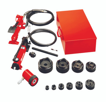 Slug-Out Hydraulic Knockout Sets (2 in.): KOF520