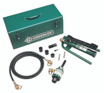 Ram & Foot Pump Hydraulic Driver Kits: 7625