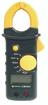 AC Clamp-On Meters (1.34 in.): CM-800