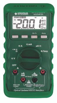 Digital Multimeters: DM-210  1