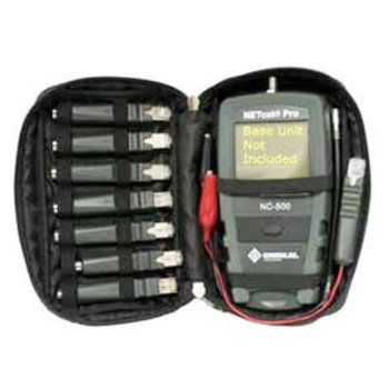 Data and Video Wiring Tester Accessories: NC-510