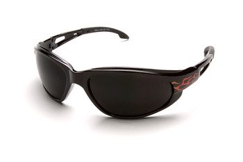 Edge Eyewear - Dakura Fire Series (Black Fire Series / Smoke Lens)