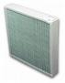 Aeolus Mini Pleat Plastic Frame Filters - Merv 12 (Green, Choose Size)