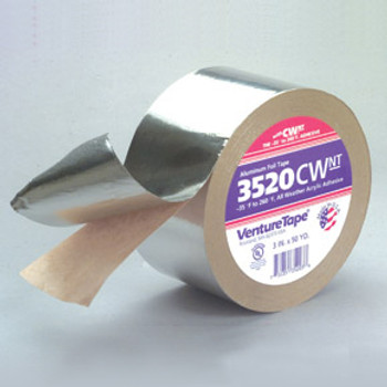Venture - Foil Insulated Tape - 3520CW (Choose Size)