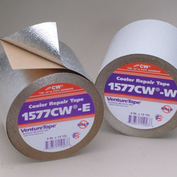 Venture - Cooler Repair Tape - 1577CW-2 (4 in. X 15 yds.)