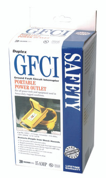 Ground Fault Circuit Interrupters: 02822