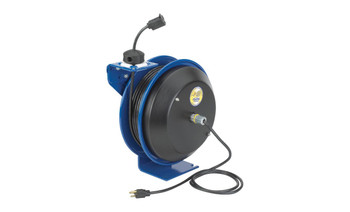 EZ-Coil Power Cord Reels (50 ft.): EZ-PC13-5012-A