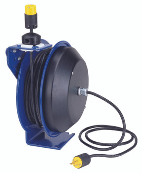 EZ-Coil Power Cord Reels (50 ft.): EZ-PC13-5012-A  1