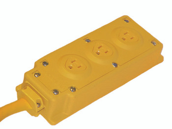 Multi-Tap Outlet Boxes: 31593