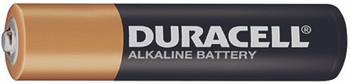 Duracell Alkaline Batteries (AAA.): MN2400BKD