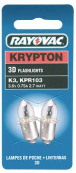 Flashlight Bulbs: K3-2