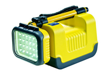 Pelican Remote Area Lighting System: 9430 - Yellow or Black