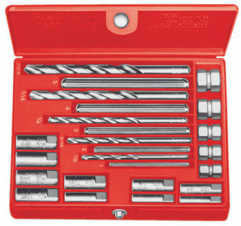 Screw Extractor Sets: 35585