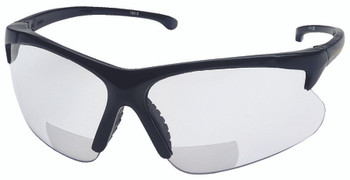 30-06 Safety Reader Glasses (Black with 1.5 Clear Lens): 3011717