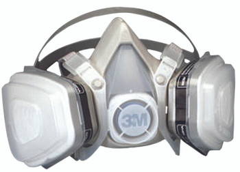5000 Series Half Facepiece Respirators (Large): 53P71