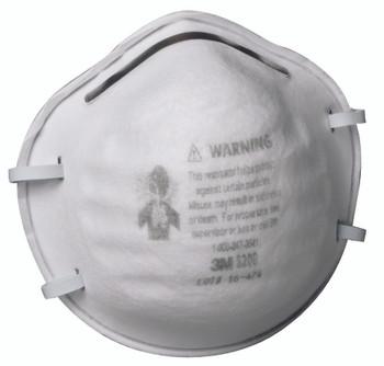 N95 Particulate Respirators: 8200