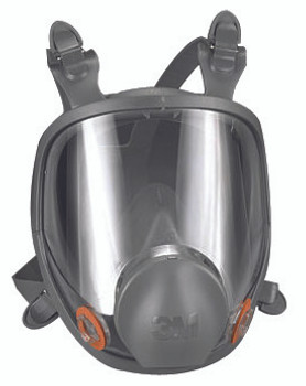 6000 Series Full Facepiece Respirators (Large): 6900