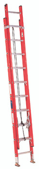 FE3200 Series Fiberglass Channel Extension Ladders (20 ft.): FE3220