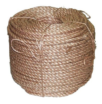 Manila Ropes: 1-1/4X100-4S