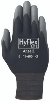 Ansell Hyflex Lite Gloves: 11-600