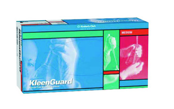 Kimberly-Clark KleenGuard G10 Blue Nitrile Gloves