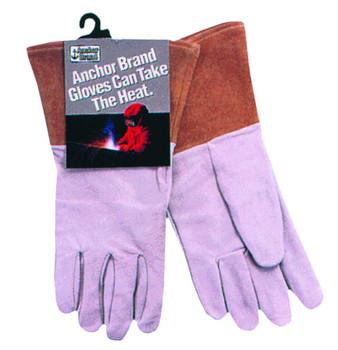 Anchor Capeskin Tig Welding Gloves: 120TIG