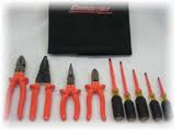 Cementex Basic Electrician's 9 Piece Kit - Canadian Style: TR-9BEK-CA