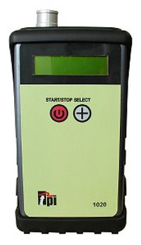 Abatement Technologies Laser Particle Counter: PC401 1