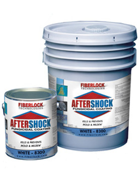 AfterShock - EPA Registered Fungicidal Coating (One Gallon): 8390