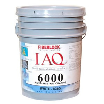 Mold Resistant Coating - IAQ 6000 (White): 8360