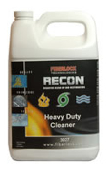 Recon Heavy Duty Cleaner (One Gallon): 3027