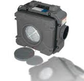 Fiberlock HEPA Filtered Negative Air Machine: 6560