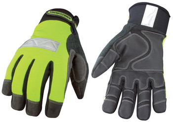 Safety Lime Waterproof Winter: 08-3710-10-XXL