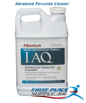 Fiberlock Advanced Peroxide Cleaner - Mold Stain Remover (2.5 Gal): 8314