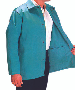 Cotton Sateen Jackets: CA-1200-4XL