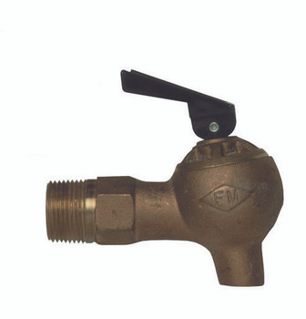 Brass Drum Faucets (3/4 in. Inlet): 08540