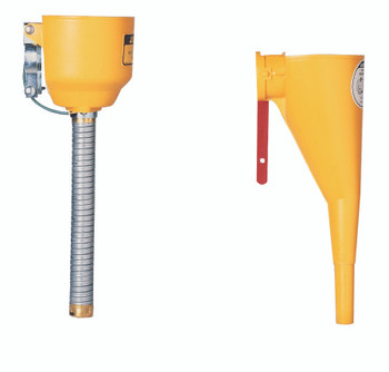 Funnel Attachments for Type I Steel Safety Cans: 11089