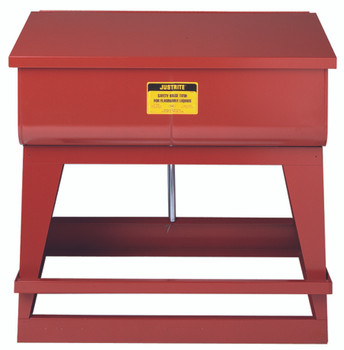 Floor Standing and Bench Top Rinse Tanks (22 Gallon, Bench Top): 27322