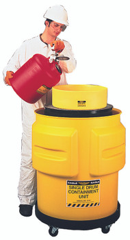 Eagle 31 in. Spill Containment Pallets (65 Gallon Capacity): 1612